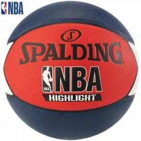 Ballon NBA Highlight - Spalding 3001550029417