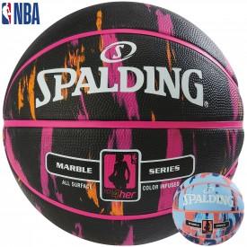 Ballon NBA Marble 4HER - Spalding 3001550100
