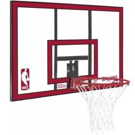 Panneau de basket NBA Polycarbonat - Spalding 3001671011444