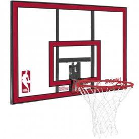 Panneau de basket NBA Polycarbonat Spalding