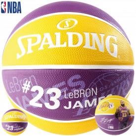 Ballon NBA Player Lebron James - Spalding 300158901401