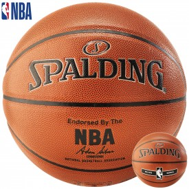 Ballon NBA Silver - Spalding 3001595