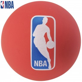 Mini-ballon NBA Spaldeens Logoman Red