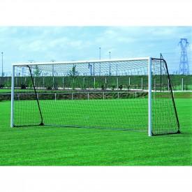 Buts de Football à 8 Mobiles aluminium Maracana (la paire) - Sporti 064016