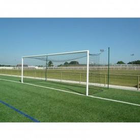 Buts de Football à 11 à sceller aluminium diamètre 102 mm (la paire)s - Sporti 064019