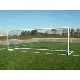 Buts de Football à 11 transportable aluminium ( la paire) - Sporti 064020