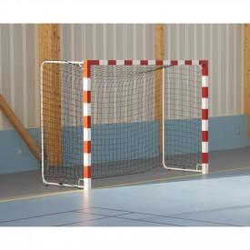 Buts de Handball mobiles compétition Acier (la paire) - Sporti 064024