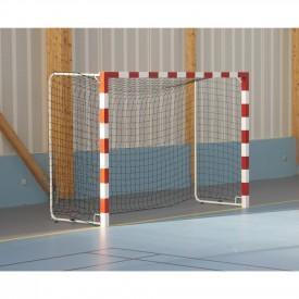 Buts de Handball à sceller compétition Acier (la paire) - Sporti 064025