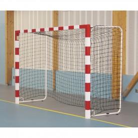 Buts de Handball à sceller compétition Aluminium (la paire) - Sporti 064027