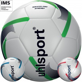 Lot de 12 ballons Soccer Pro Synergy - Uhlsport 1001668_X12