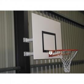 Panier de Basket mural hauteur fixe demi-lune (l'unité) - Sporti 064072