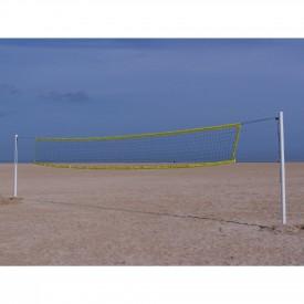 Poteau de Beach Volley Alu avec embase - Sporti 064206