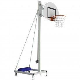 Panier à tête fixe pour Basket hauteur 2.60 m déport 0.60 (l'unité) Sporti