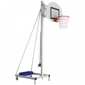 Panier à tête fixe pour Basket hauteur 3.05 m déport 0.60 (l'unité) - Sporti 064219