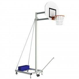 Panier à tête fixe pour Basket hauteur 3.05 m déport 1 m (l'unité) Sporti