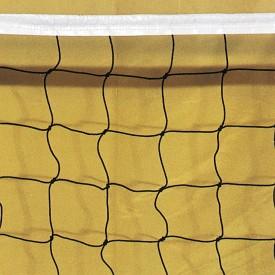 Filet de Volley Scolaire 9x0.80 m - Sporti 065086