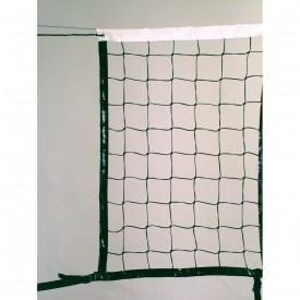 Filet de Volley Compétition 9.5x1 m 3 mm simple - Sporti 065090