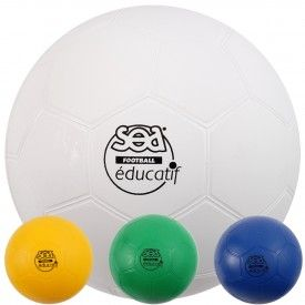 Ballon de Football Educatif
