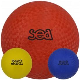 Ballon caoutchouc multiball - Sporti 067307