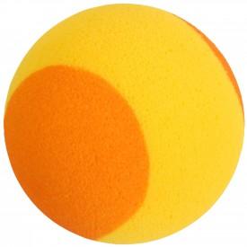 Balle Bicolore Mousse 9 cm - Sporti 067312