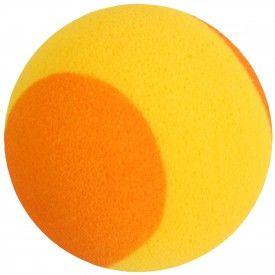 Balle Bicolore Mousse 9 cm