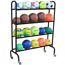 Rack à ballon - Sporti 069003