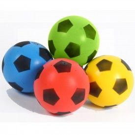 Ballons Coloris Assortis 175 mm Lot de 4 Sporti