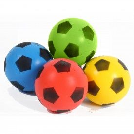Ballons Coloris Assortis 200 mm Lot de 4