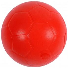 Ballon de Football Mousse HD diam. 20 cm Jaune - Sporti 099321