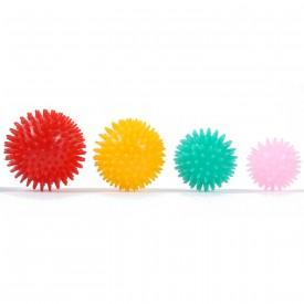 Balle de massage 8 cm - Sporti 099343