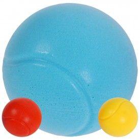 Balle en mousse 7 cm (Lot de 24)
