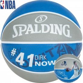 Ballon NBA Player Dirk Nowitzki - Spalding 300158601031