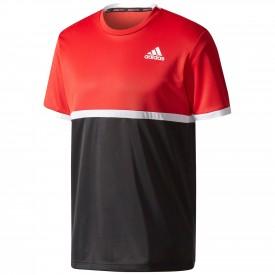 Tee-Shirt Court Scarlet - Adidas BQ4931