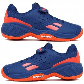 Chaussures Pulsion All Court Kid - Babolat 32S18518-4030