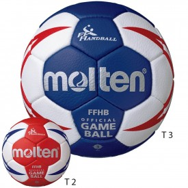Ballon FFHB Compétition HX5001 - Molten MHC-HX5001F