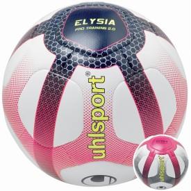 Lot de 10 ballons Elysia Ligue 1 Pro Training 2.0 - Uhlsport 1001654_X10