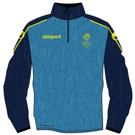 Sweat 1/4 zip Ligue 1
