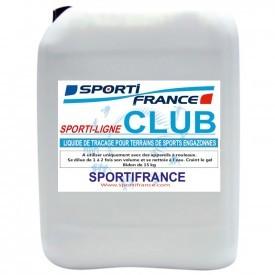 Lot de 10 bidons - Peinture Club Sporti