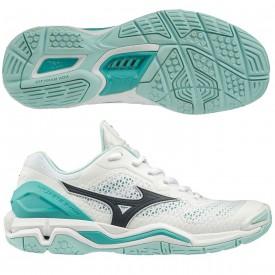 Chaussures Wave Stealth 5 Femme - Mizuno X1GB1800-13