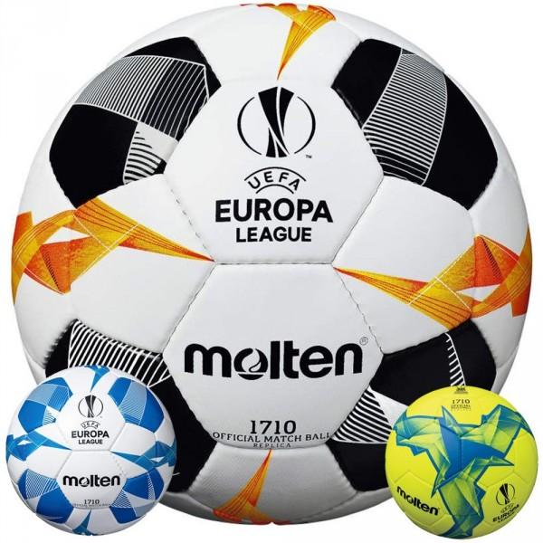 Ballon Entrainement FU1710 Europa League 2019 Molten