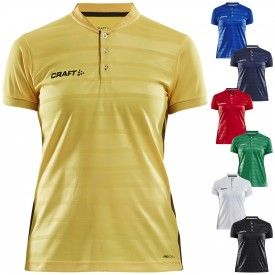 Maillot Pro Control Button Femme Craft