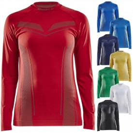 Maillot Seamless Pro Control ML Femme - Craft 1906730