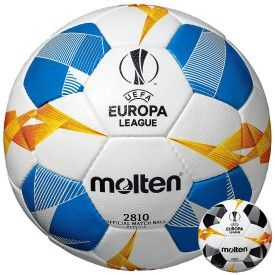Ballon Entrainement FU2810 Europa League 2018 Molten