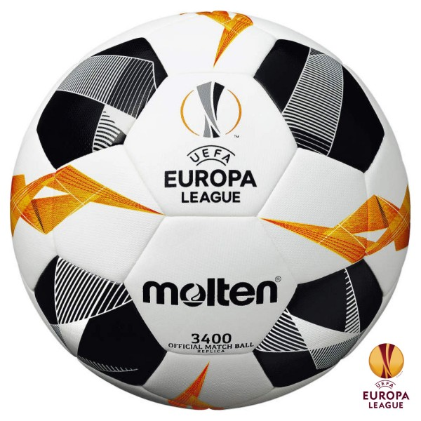 Ballon Entrainement FU3400 Europa League 2019 Molten