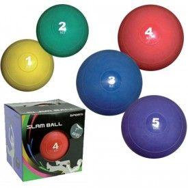 Médecine ball souple Sporti