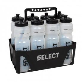 Carrier pour 8 Gourdes Noir - Select 7521008000