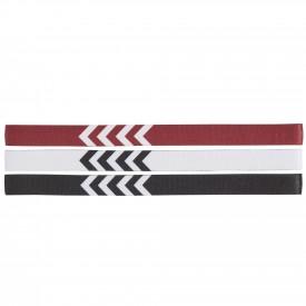 Pack de 3 bandeaux élastiques 17-18 - Hummel 098153