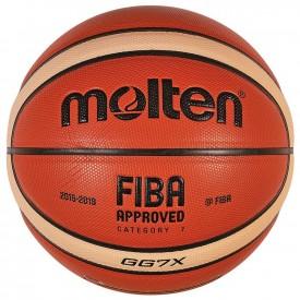Ballon de basket GGX - Molten BBC-BGG