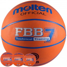 Ballon de basket FBB Technical Training - Molten BBL-FBB-