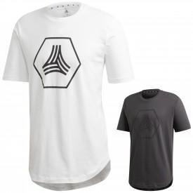 Tee-shirt Logo Tan - Adidas FJ6340